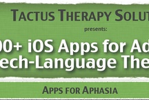 Adult Speech & Language Apps/Supports  / by Lauren S. Enders, MA, CCC-SLP