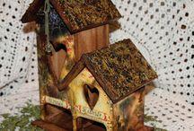 Декор - Чайный домик