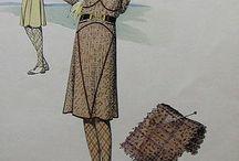 MÓDA 1900 - 1929