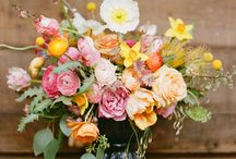 Sorbet Wedding / Relaxed beach wedding with sorbet colours
