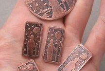 Tutorial etching copper.