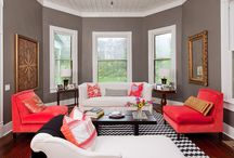 Decorating: Living Room / by Allison Leutner