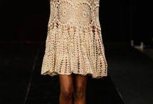 Háčkování - šaty 2 Crochet dress 2