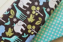 Eco-Friendly Michael Miller Zoology Fabrics