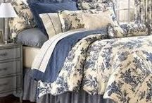 Toile de Jouy / Has stood the test of time