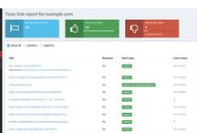 WebDNA.io tool / SEO automation tool. Protects your website against drops in organic traffic http://webdna.io