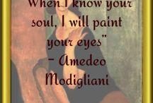 MODIGLIANI / All things Amedeo Modigliani