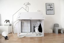 Fun and Playful Spaces / Design inspiration for kids spaces to play and have fun!