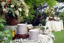 Table decoration ..2..mise en place