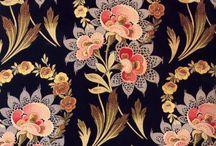 russian textilies