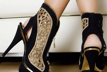 """Fashion ~ Shoes ~ """"If The Shoe Fits"""" ~"""