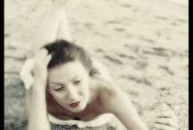 The Angel of the beach by Antonio Macheda