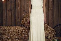 Bröllop Klänning