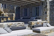 pool/outdoor space