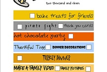 Thanksgiving / by Corina Powell