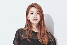 *[KR] Kim Jin Kyung and Jota / by Pinterest