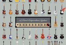 Guitars / Musical Instruments