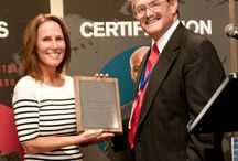 BOC honorees  / The BOC honors Athletic Trainers for outstanding dedication and service to the profession. Check out past award recipients here.