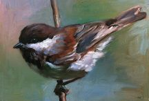 Painting & Drawing Birds