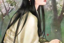 art and life in Asia / Čína, Japonsko a další