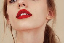 That Red Lip Classic / I love a bold red lip! / by Poor Little It Girl