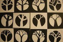 drzewo pozytyw i negatyw