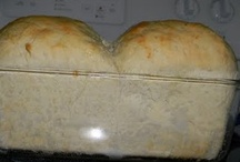 homemade bread / by Linda Jackson