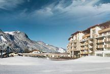 Mountains,Skiing, fun & Sun / Winter sports
