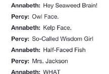 Whole Percy Jackson Fandom