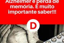 Alzheimer - remédios que causam