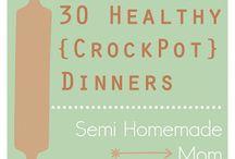 Meals: Crockpot / by Meagan Holt