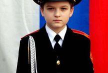 костюм для кадетов