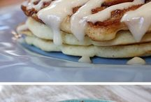 Food / Cinnamon Pancakes