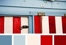 Color - BLUE+RED+WHITE