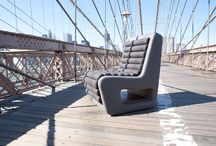 Have a Seat / There are so many places to sit in Brooklyn, but not all seating is equal. Check out all our chair possibilities. There's a seat for everyone!