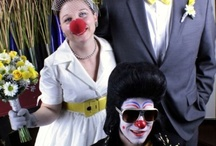Our CLOWNVIS wedding / by Alice Wilson