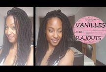 coiffure vanille