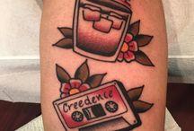 The big lebowski tattoo