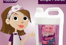 Limpeza / Produtos para limpeza Plasticamp.