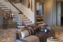 Home Decor: Stairway