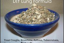 lung formulas