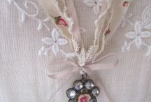 Schabby  chic jewelry