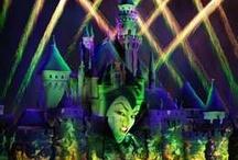 Disney celebrate Halloween 2015
