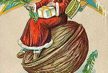 Vintage Christmas greetings