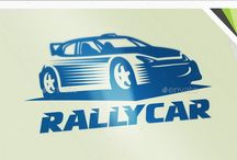 Car Logos / Awesome Car logos with retro style