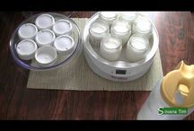 Yogures caseros en Pinterest / Todo sobre recetas de yogur casero