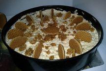 recepten taart / nagerecht