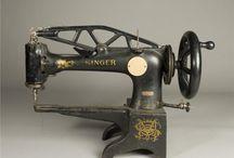 Máquinas de coser / De ayer y hoy Accesorios