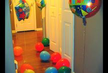 Kids birthdays / by Amy Glandon