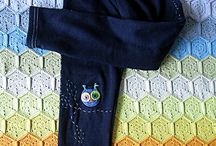 Crochet - Patches, appliques